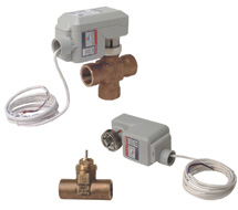 Modulating Zone Valves V5860 Series